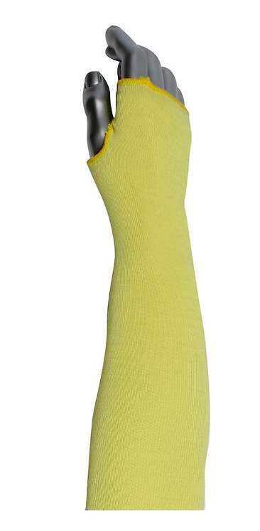 West Chester 2-Ply Kevlar® Sleeve with Thumb Hole; 25KT