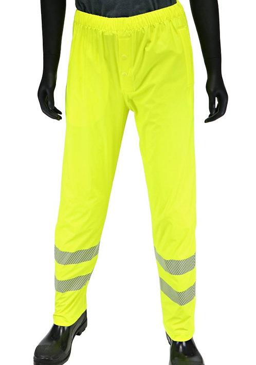 PIP Class E Waterproof Breathable Rain Pants; 4541P