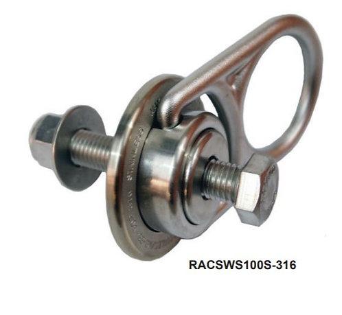 Miller 5K lbs. Stainless Steel Swivel Anchors