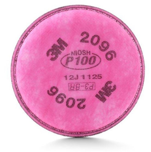 3M™ Particulate Filter P100, with Nuisance Level Acid Gas Relief