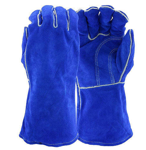 West Chester Premium Split Cowhide Leather Welder's Glove; 945