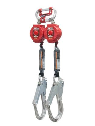 Miller Twin Turbo Fall Protection Systems with G2 Connector