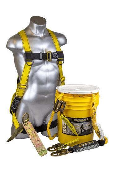 Guardian - Roofing Kit, Bucket of Safe-Tie