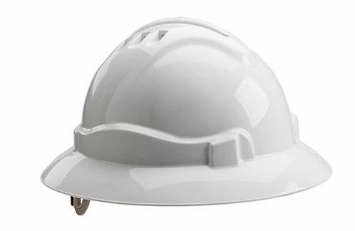 Gateway Serpent® Full Brim, Vented Hard Hat