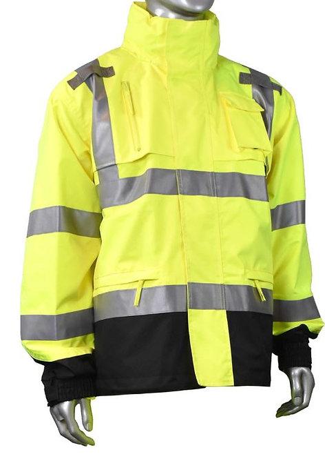 Radians Heavy Duty Rip Stop Waterproof Rain Jacket