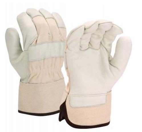 Pyramex Premium Cowhide Leather Palm; GL1003W