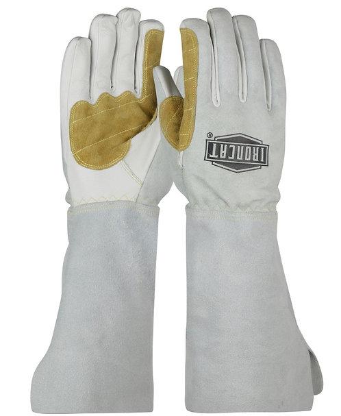 Ironcat® Premium Split Goatskin Mig Welder's Glove; 9072
