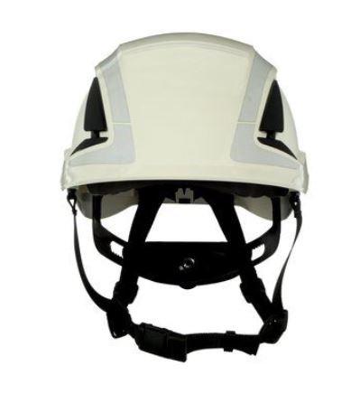 3M™ SecureFit™ Safety Helmet, White, Vented