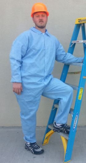 SunGard Fire Resistant Coveralls w/ Elastic Wrist & Ankle