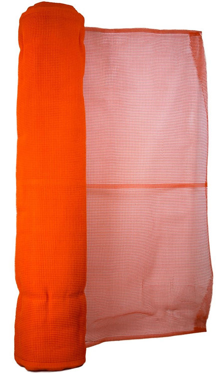 Guardian Orange Debris Netting 5.5'x150'