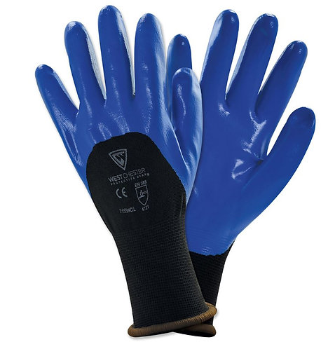 West Chester Nylon, Smooth Nitrile Coated Glove; 715SNC