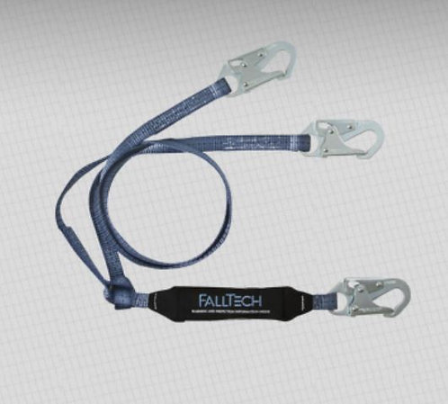 FallTech Viewpack Double Leg Lanyard