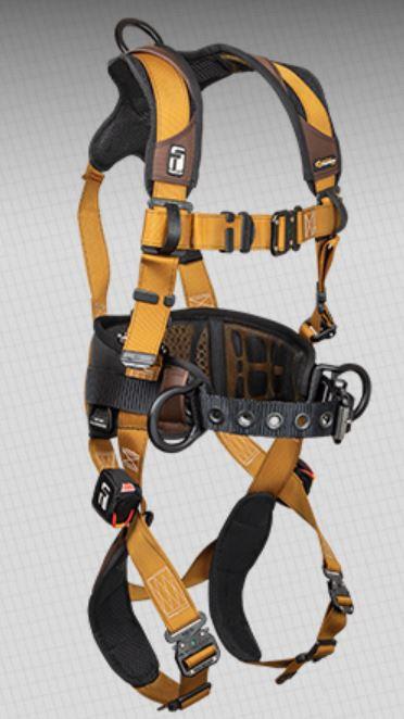 FallTech Advanced Comfortech Gel Construction Harness