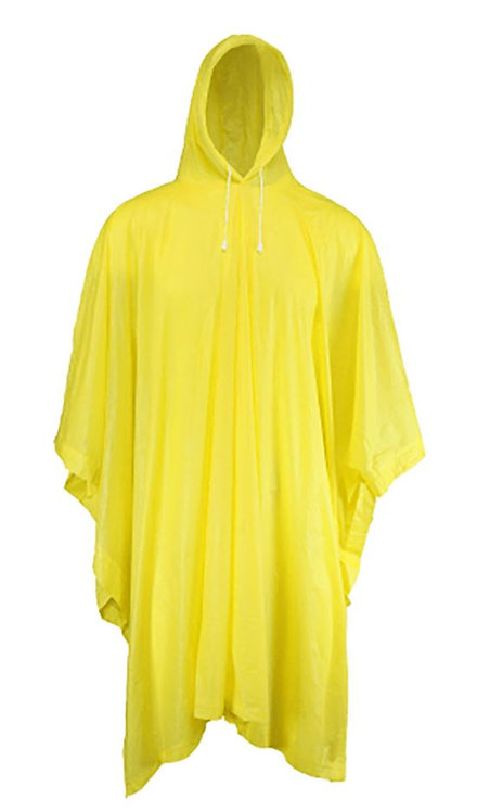 West Chester Waterproof Poncho - 0.10 mm; 49102