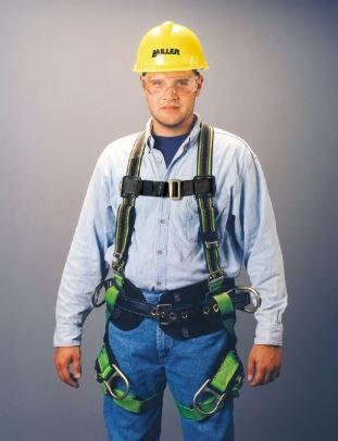 Miller DuraFlex® E650 Series Stretchable Harnesses