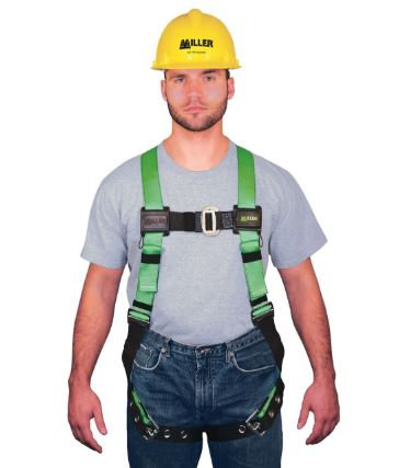 Miller HP™ (High Performance) Non-Stretch Harness