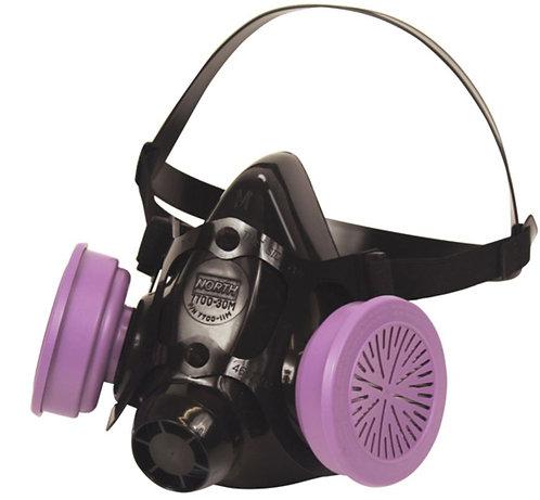 North 7700 Series Half Face Respirator