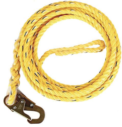 Guardian Poly Steel Rope Vertical Lifeline