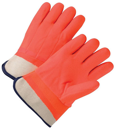 West Chester PVC Dipped w/ Foam over Jersey Lining Glove; 1017ORF