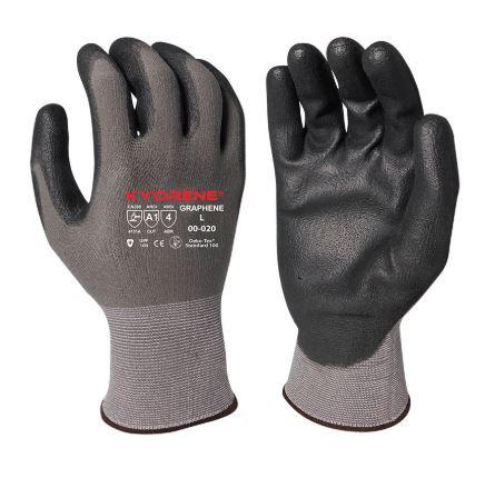 Armor Guys Kyorene®  Black Polyurethane Palm Coating; 00-020