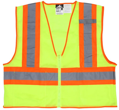 MCR Class 2 Limited Flammability Safety Vest