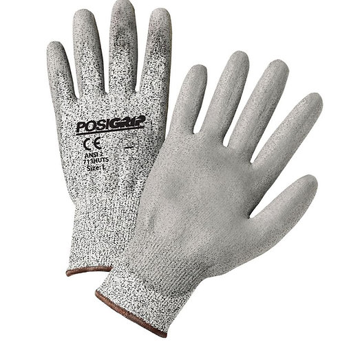 West Chester PosiShield PolyKor Blended, Polyurethane Coated Glove; 713HUTS