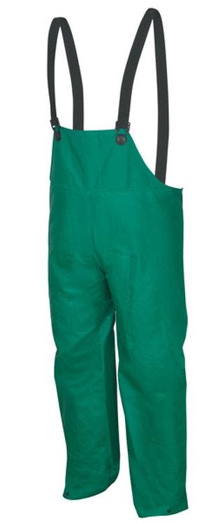 MCR Dominator Bib Pants No Fly, Full Elastic Suspenders; 388BF
