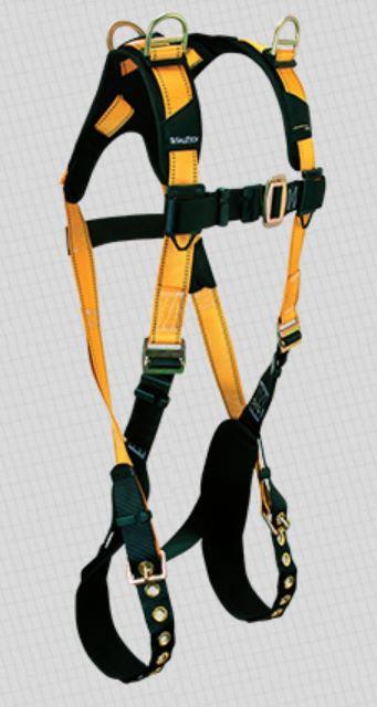 FallTech Journeyman Flex Steel Harness