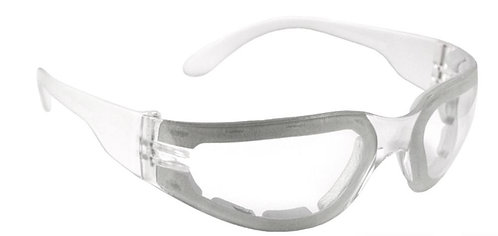 Radian Mirage Foam Safety Glasses