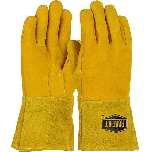 Ironcat® Premium Premium Split Deerskin Leather Mig Glove; 6030