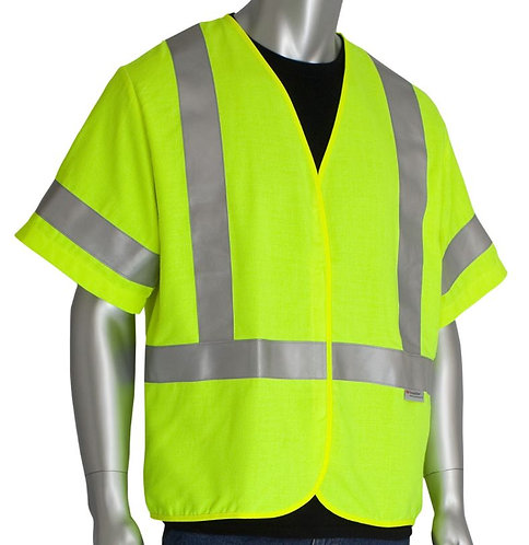 PIP ANSI Type R Class 3 AR/FR Solid Vest; 305-3200
