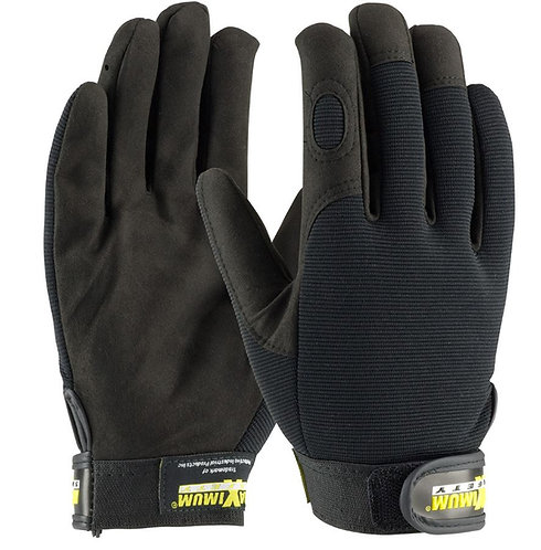 PIP Professional Mechanic Maximum Safety Glove; 120-MX2805