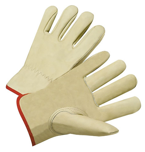 West Chester Top Grain Cowhide Leather Drivers Glove; 990IK
