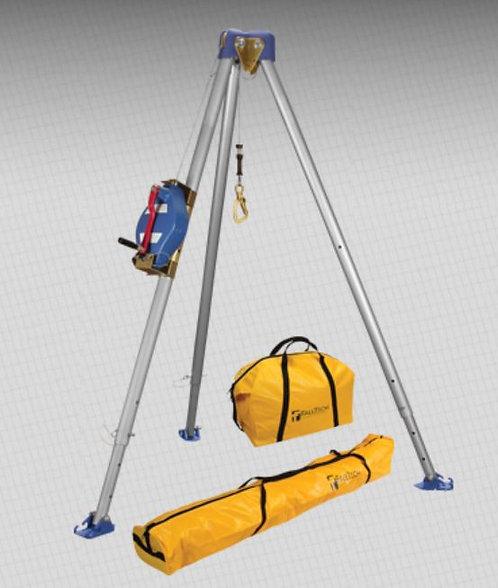FallTech 11' Tripod Kit w/ 3 way SRL