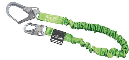 Miller Manyard™ II Stretchable Shock-Absorbing Single Leg Lanyard