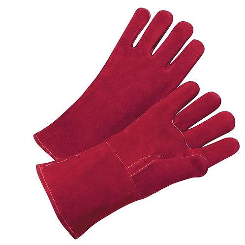 West Chester Select Shoulder Split Cowhide Leather Welder's Glove; 9400