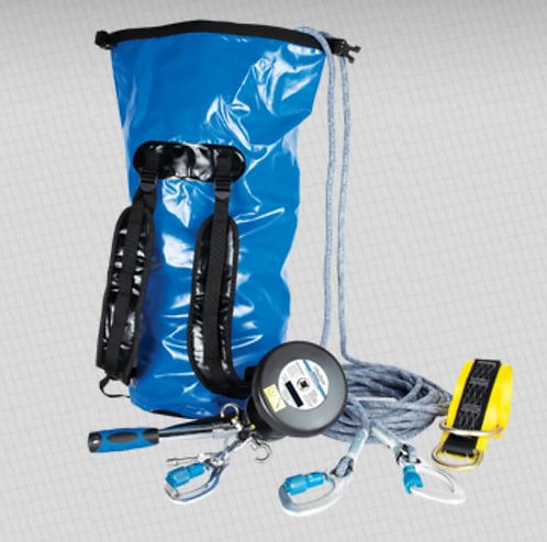 FallTech 50' Self / Assisted Rescue Kit
