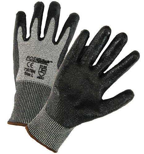 West Chester PosiGrip Nitrile Coated Glove; 730TBN