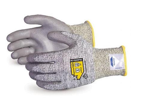 Superior Glove Superior Touch® Grey 13-Gauge Cut-Resistant Glove; S13SXGPUQ