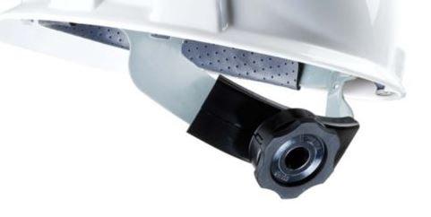 MSA V-Gard Hart Hat w/ Fas-Trac III Suspension