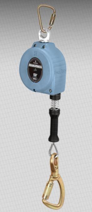 FallTech DuraTech 9' Compact Cable SRD