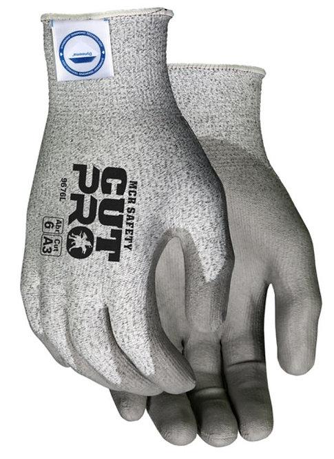 MCR Safety Cut Pro® 15 Gauge Dyneema® Glove; 9676