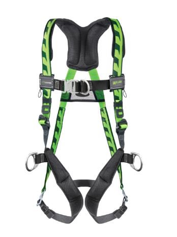 Miller AirCore Aluminum Front D-ring Harness