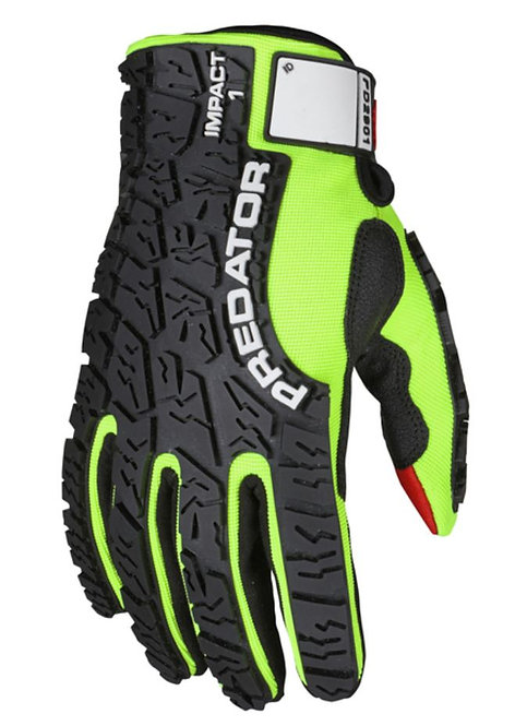 MCR Predator Mechanics Gloves