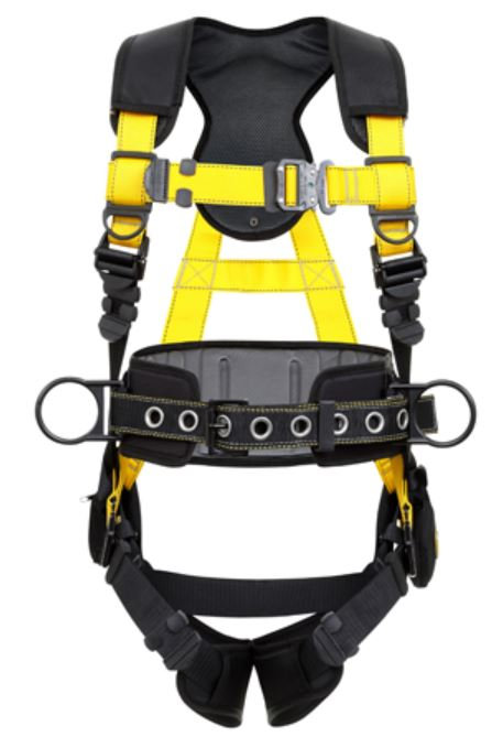 Guardian Series 5 Harness; Quick-Connect Buckle