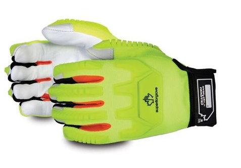 Superior Glove Clutch Gear® Mechanics Winter Impact-Resistant Glove; MXGKGHTVB