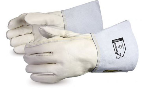 Superior Glove Endura® Cowgrain Split-leather Gloves