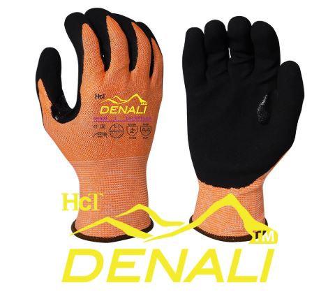 Armor Guys Extraflex, HCT MicroFoam Nitrile Palm Coated Glove; 04-400