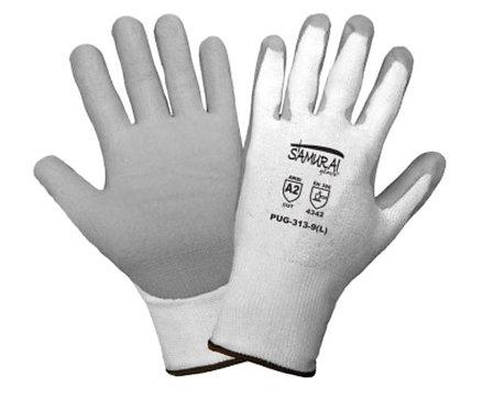Global Glove Polyurethane Coated Cut Resistant Glove; PUG-313