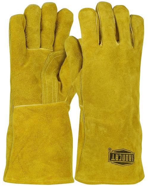 Ironcat® Select Shoulder Split Cowhide Leather Welder's Glove 9040